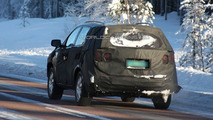 2010 Kia Sorento spy photo