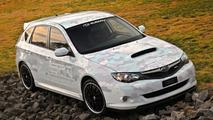 2009 Impreza WRX 5-door SPT