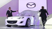 Mazda MX-5 Superlight Concept at 2009 Frankfurt Motor Show