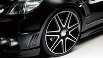 Wald SPORTS LINE Black Bison Edition based on Mercedes Benz W212 E-Class with Germania G21 black polished wheels 18.05.2010