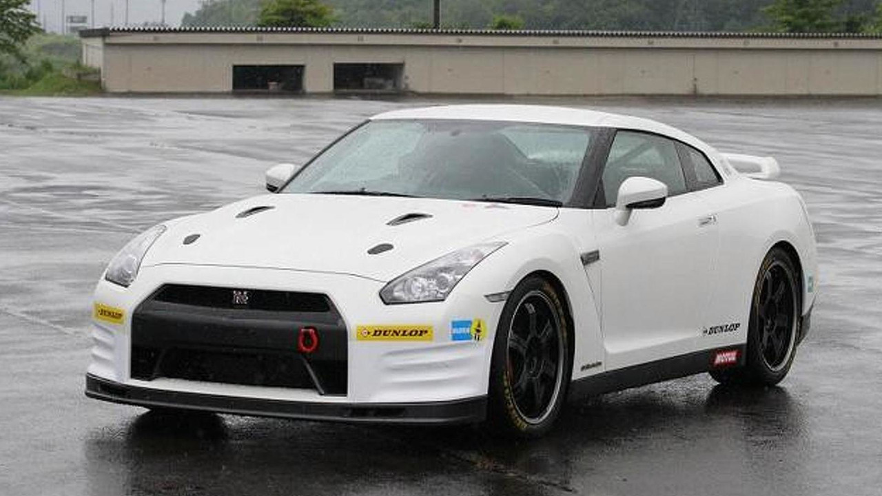 Nissan GT-R track edition by NISMO, NOVA Engineering in Shizuka and Nordring tuning