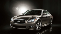 Infiniti M37 and M56 sedans revealed virtually