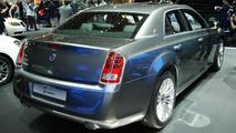 Lancia Thema live in Geneva - 01.03.2011