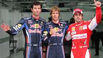 2010 Korean Grand Prix QUALIFYING - RESULTS