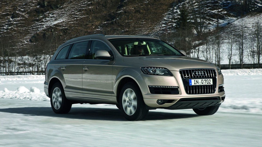 2011 Audi Q7 gets more efficient with new 3.0 TDI engine