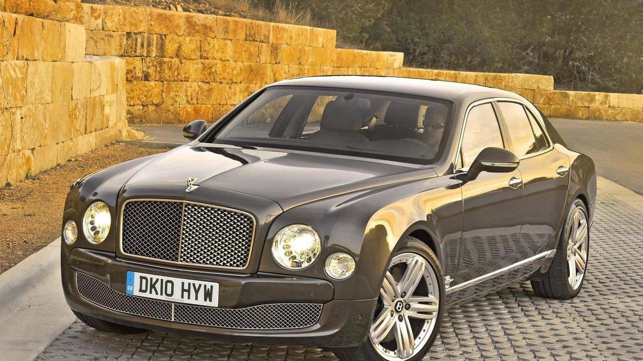 Bentley Mulsanne 23.04.2010