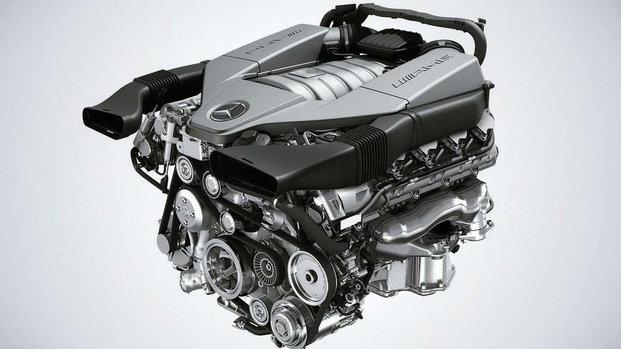 Mercedes Amg Dropping 6 2 Liter V8 For Bi Turbo 5 5 Liter V8 Report