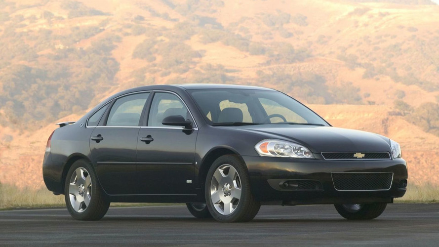 Chevy recalls 290k Impalas for failing sensor in passenger seat