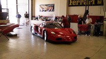 Ferrari Enzo twin turbo set for Bonneville Speed Week