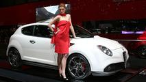 Alfa Romeo MiTo GTA in Geneva