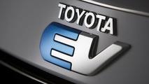Toyota RAV4 EV teaser