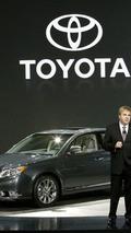 2011 Toyota Avalon facelift, Carter, Chicago Auto Show - 10.02.2010