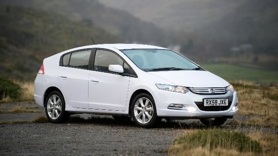 Euro-Spec Honda Insight Hybrid Images Leaked