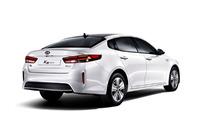 2016 Kia Optima Hybrid