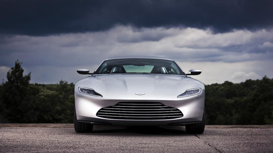 Une Aston Martin électrique pour le prochain James Bond?