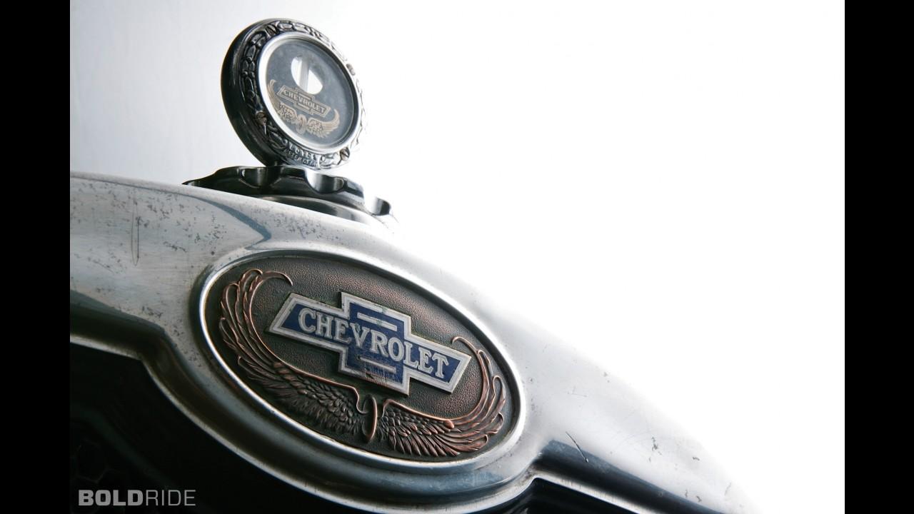 Chevrolet National Landau Coupe