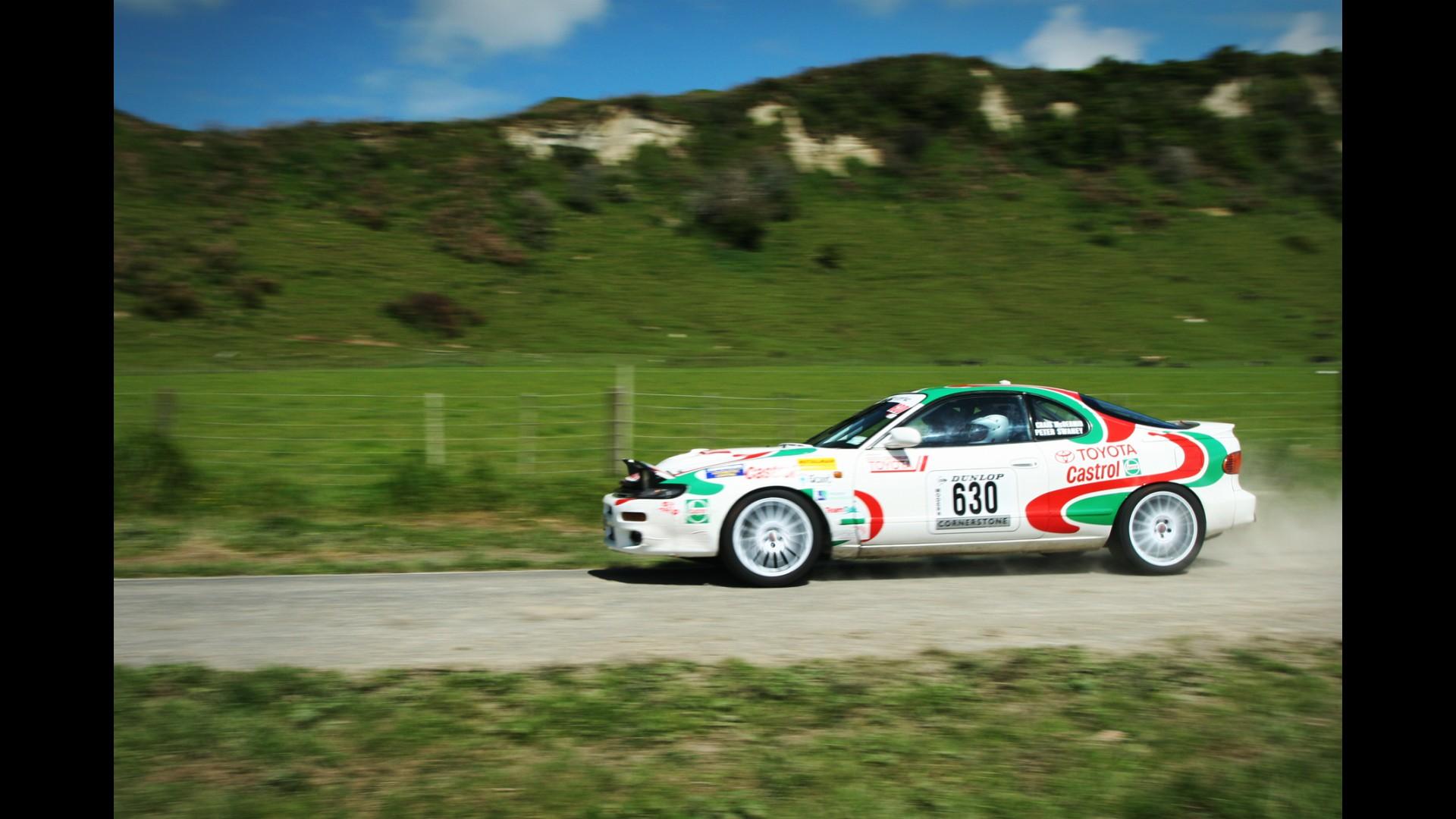 Toyota Celica GT4