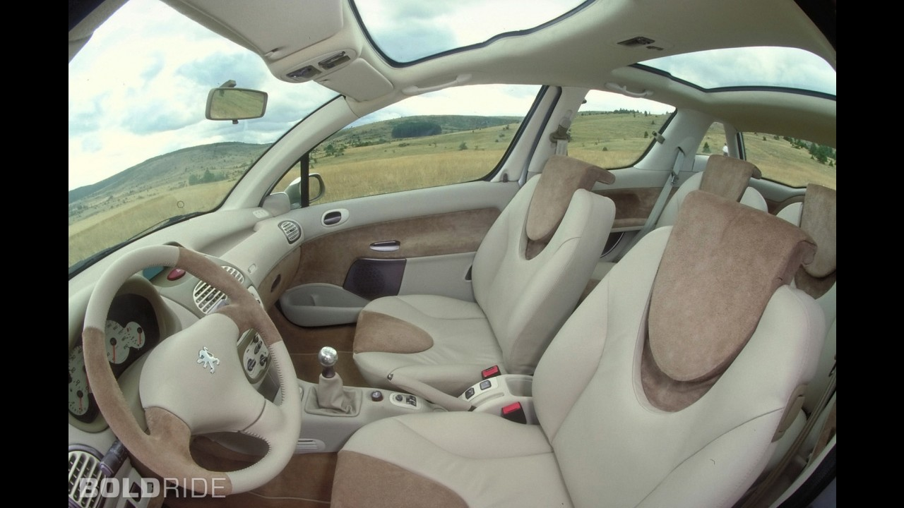 Peugeot 206 Escapade Concept
