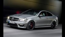 """Mercedes C63 AMG """"Edition 507"""""""