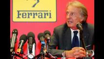Ferrari, Marchionne e Montezemolo in conferenza stampa