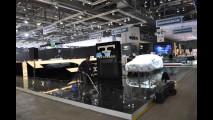 Salone di Ginevra 2011 il giorno prima