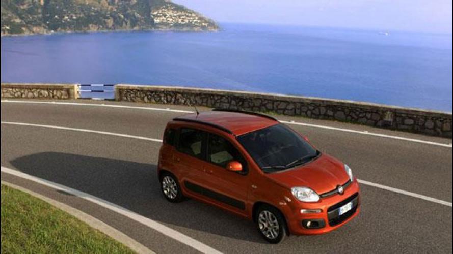 Mercato auto, la Top 10 italiana di luglio