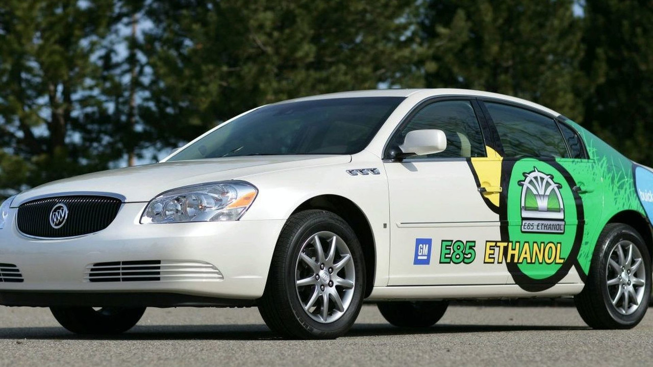 2009 Buick Lucerne FlexFuel is E85 Capable