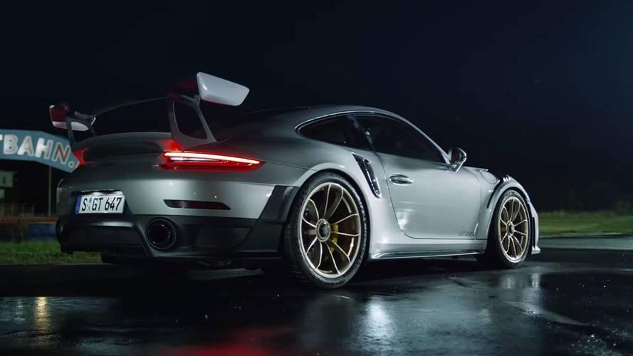Porsche 911 GT2 RS Top 5 Vid Is A Drift Fest Of Epic Proportions