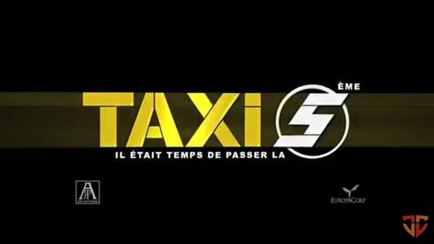 Taxi 5'in ilk fragmanı yayınlandı