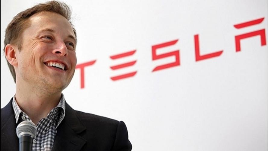 Elon Musk: nel futuro di Tesla anche