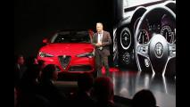 Alfa Romeo Stelvio, la serata di presentazione