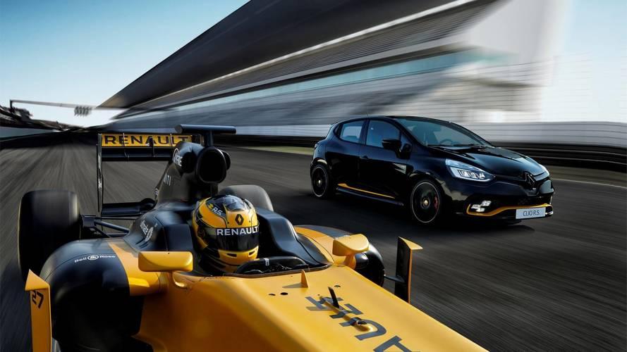 F1-es vonatkozással debütált a limitált kiadású Renault Clio R.S. 18