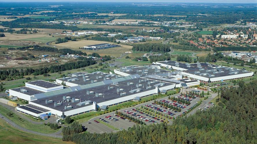 L'usine Volvo de Skövde est désormais