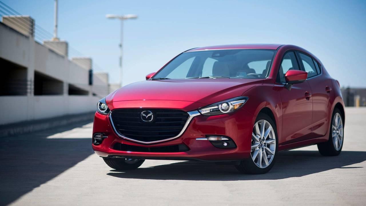 6. Mazda3