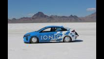 Hyundai Ioniq, record di velocità 007