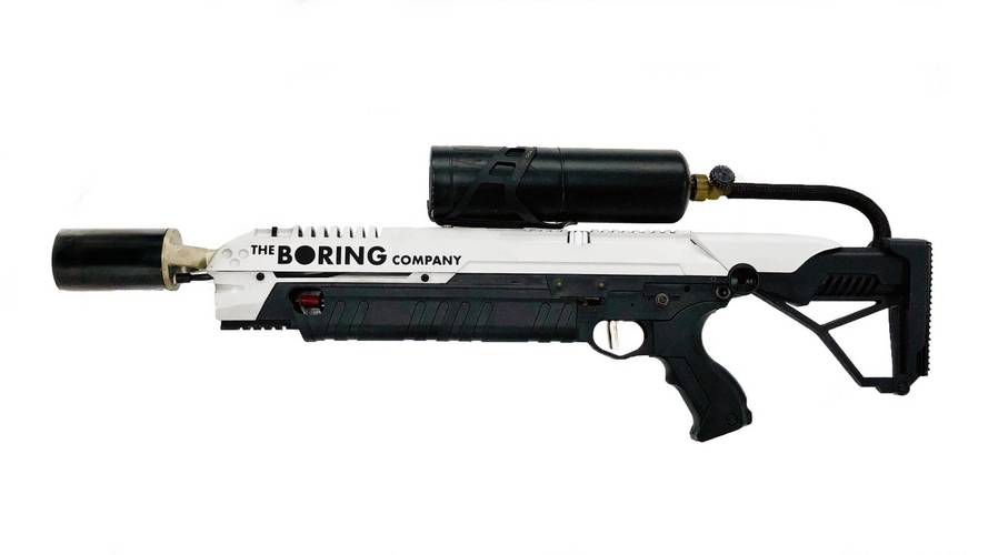 You Can Buy A Flamethrower From Elon Musk's The Boring Company