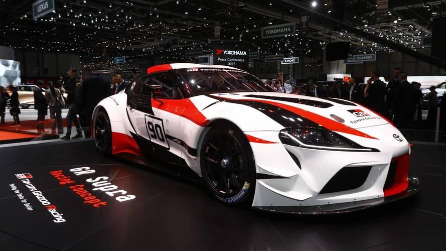 Genève 2018 - Toyota GR Supra Racing Concept : le retour de la Supra se précise