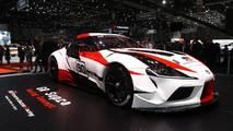 Toyota al Salone di Ginevra 2018