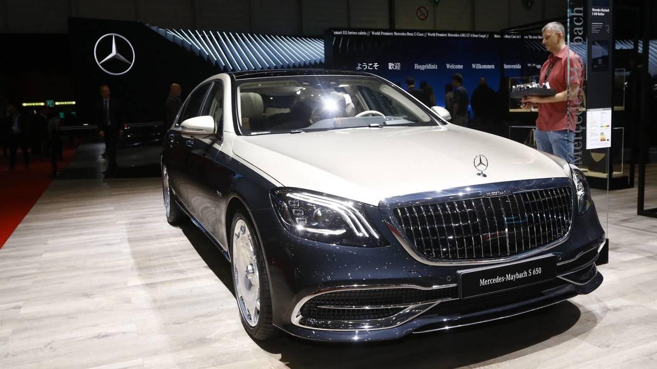 Mercedes en el salon de Ginebra 2018