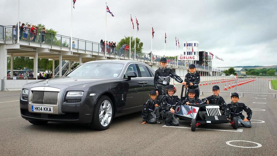 Rolls-Royce's latest EV is just for kids