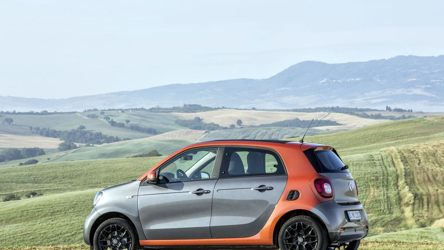 Smart ForTwo cabrio, electric and Brabus confirmed, ForFour Cabrio planned