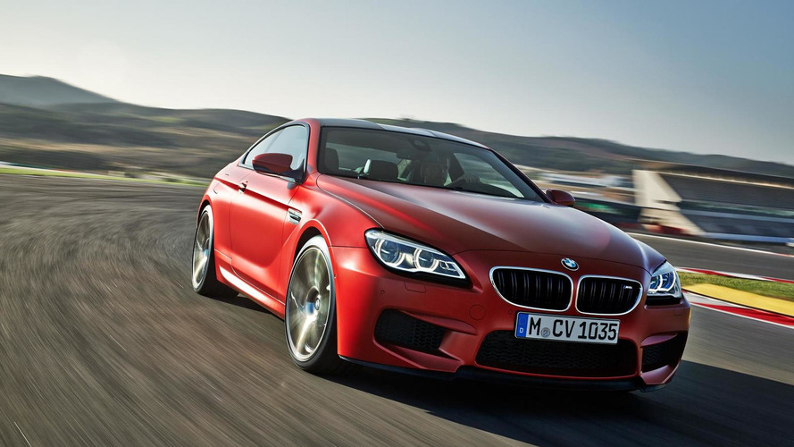 BMW M5 and M6 recalled for possible driveshaft failure