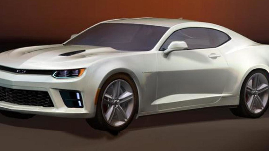 Next-gen Chevrolet Camaro renderings have potential