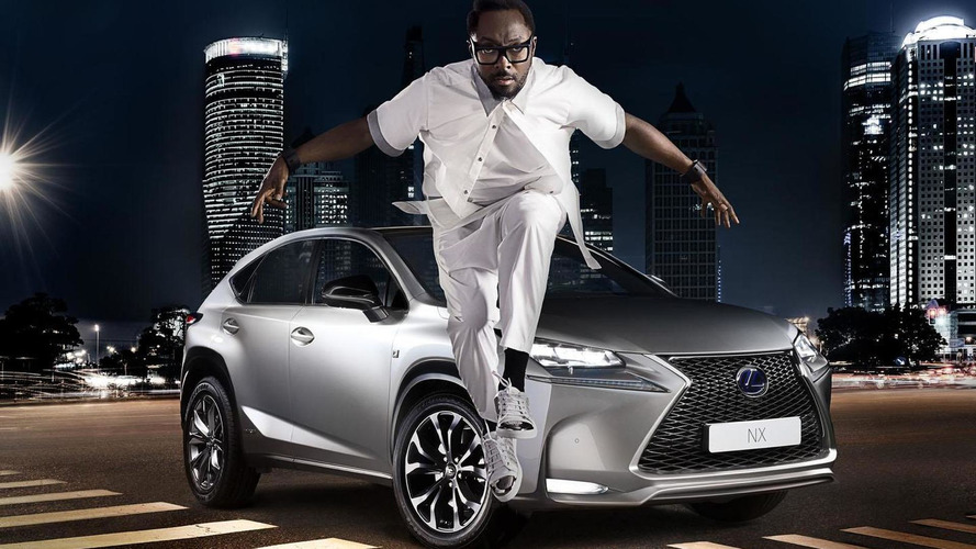 Lexus & will.i.am teaming up for an NX special edition