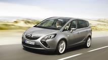 Opel Zafira Tourer with new 2.0 CDTI engine