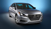 2016 Hyundai Sonata Plug-in Hybrid Electric Vehicle