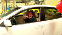 Tom Keith wins brand new Toyota Camry in factory raffle