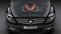 Brabus SV12 S Biturbo Coupe - Mercedes CL600