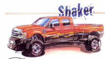 Ford F-450 Super Duty by X-Treme Toyz