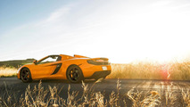McLaren 50 12C & 12C Spider announced